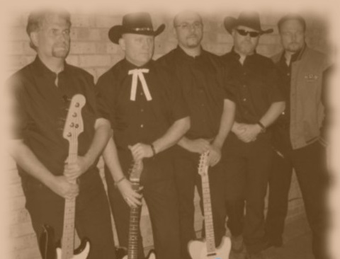50s Band, Rock n Roll Band #2015 Image