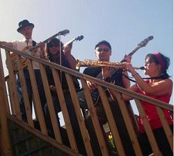 Klezmer Band East Sussex, Ref: 2040