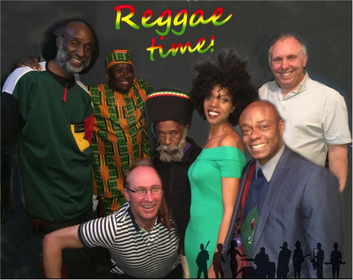Caribbean Band, Reggae Band, Ska Band, Tribute Band #2430 Image