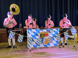 Oompah Band Hampshire, Ref: 3002