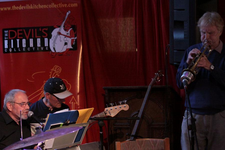 Jazz Band Suffolk, Ref: 3056