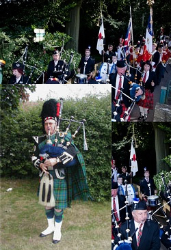 Piper, Pipe Band #3097 Image