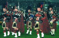 Pipe Band, Piper #3259 Image