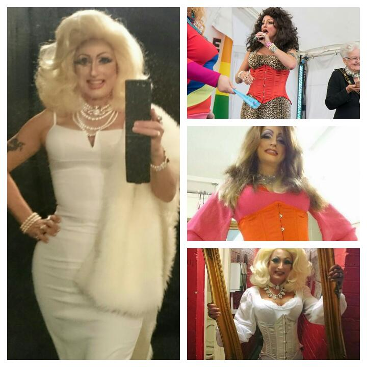 Compere, Drag Queen, Master of Ceremonies, Speciality Act, Vocalist #3318 Image