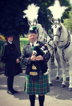 Piper, Pipe Band #3350 Image
