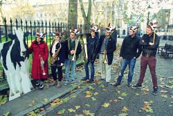 Jazz Band Greater London, Ref: 3408