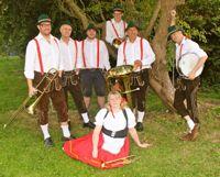 Oompah Band Cambridgeshire, Ref: 3663