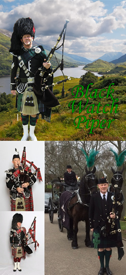 Pipe Band, Piper #3853 Image