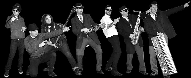 Ska Band #3864 For Hire Image
