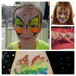 Face Painter #3930 For Hire Image