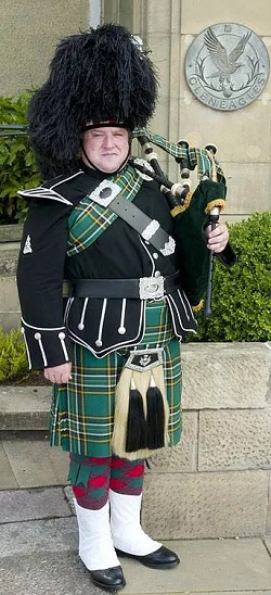 Bagpiper Stirling: 3933