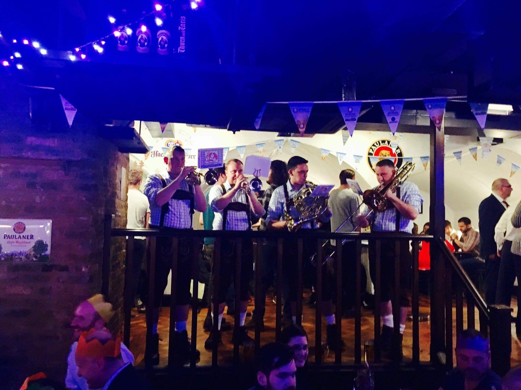 Oompah Band #4000 Image