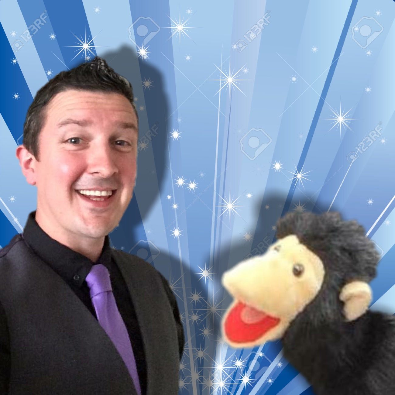 Childrens Entertainer, Magician, Ventriloquist #4029 Image