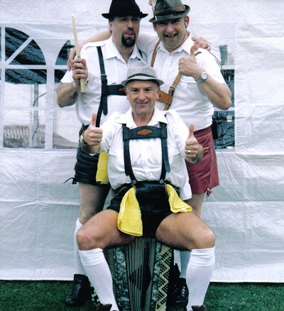 Oompah Band #4045 Image
