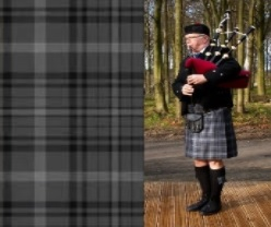 Bagpiper Northumberland: 4083