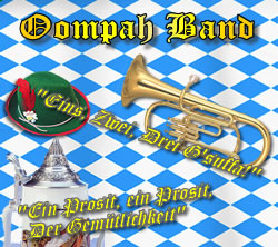 Oompah Band #4139 Image