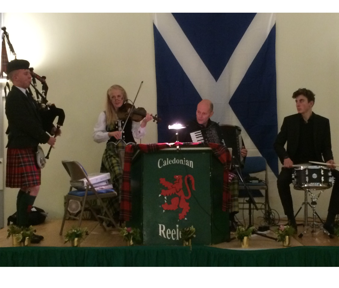 Ceilidh Band #4153 For Hire Image