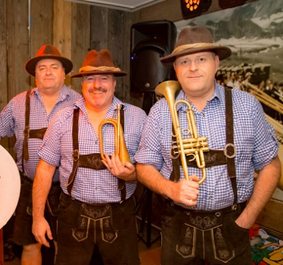 Oompah Band #4220 For Hire Image
