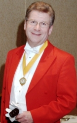 Compere, Master of Ceremonies, Toastmaster #1711 Image