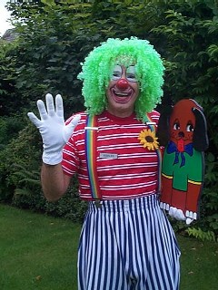 Childrens Entertainer, Circus Performer, Clown, Magician #1017 Image