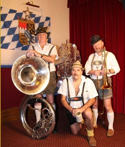 Oompah Band Worcestershire, Ref: 2147