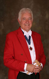 Compere, Master of Ceremonies, Toastmaster #1651 Image