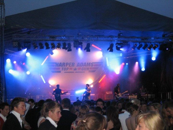 Rock n Roll Band Shropshire, #2221