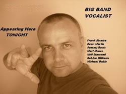 #124 - Tribute Act, Big Band, Jazz Band, Pop Band, Swing Band, Tribute Band, Vocalist