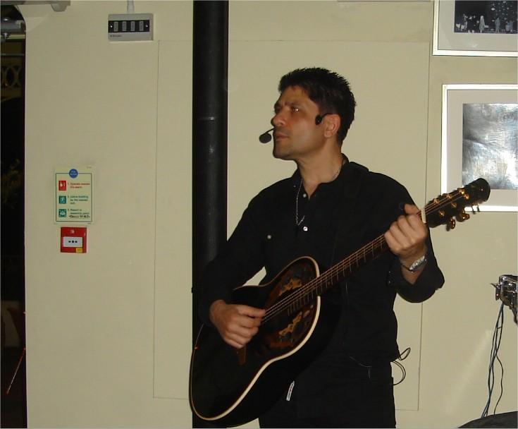 Greek Band Hertfordshire, Ref: 2100