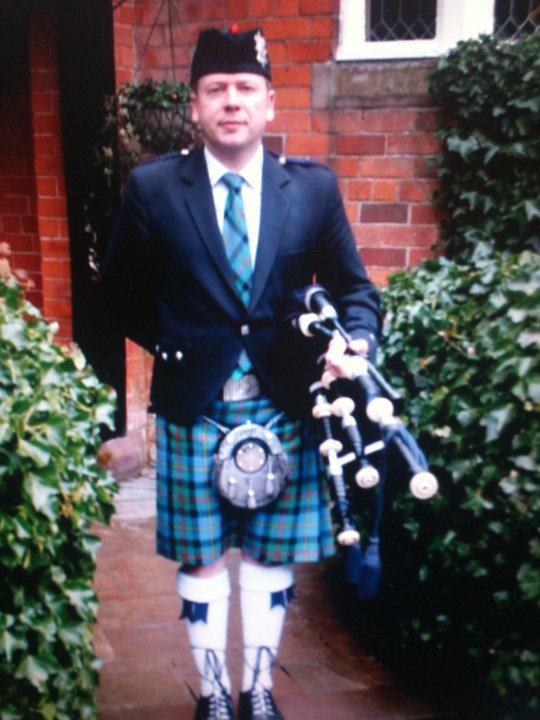 Pipe Band, Piper #2021 Image