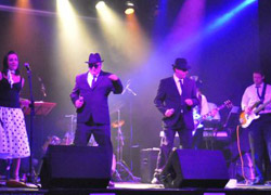 Tribute Act, Blues Band, Soul Band, Tribute Band #1462 Image