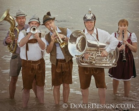 Oompah Band #1451 Image