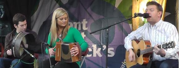 Irish Band Ceilidh Band Greater London, Ref: 2455
