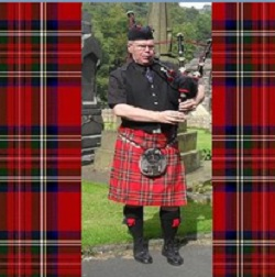 Bagpiper Tyne and Wear: 2711