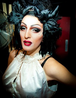 Drag DJ, Drag Queen, Mobile Disco, PA Hire, Vocalist #2848 For Hire Image