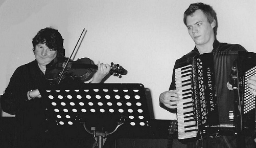Ceilidh Band, Duo, Function Band #2068 Image