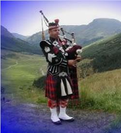 Bagpiper Edinburgh: 857