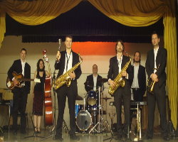 Swing Band #1483 Image