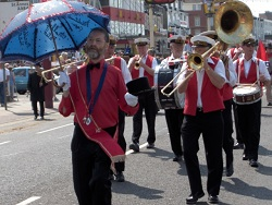 Brass Band, Jazz Band #1819 Image
