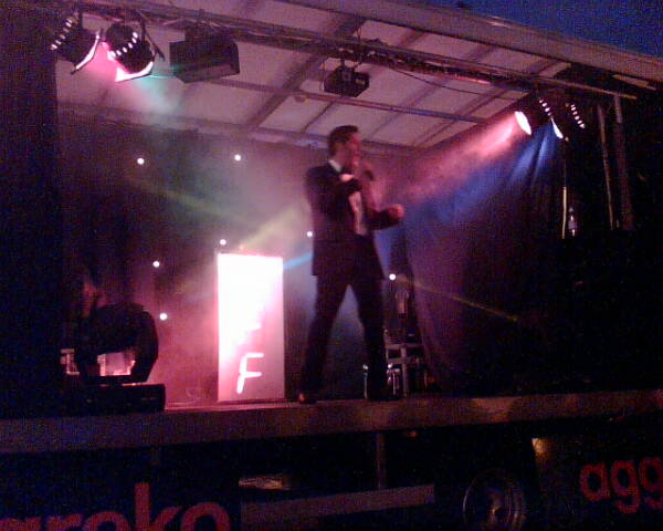 Compere, Mobile Disco, Speciality Act #1054 Image