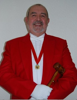 Compere, Master of Ceremonies, Toastmaster #2162 Image