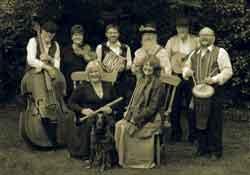 Irish Band Ceilidh Band West Sussex, Ref: 1507