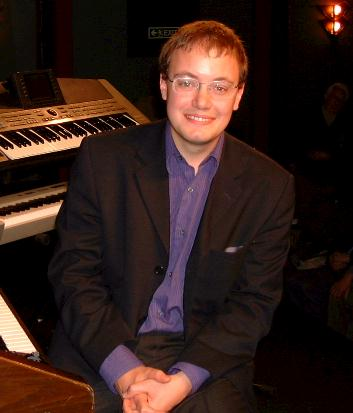 Jazz Band, Keyboard Vocalist, Pianist, Vocal Instrumentalist, Vocalist #1596 Image