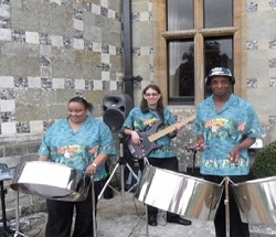 Caribbean Band, Steel Band #2243 Image