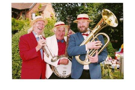Jazz Band Kent, Ref: 1182