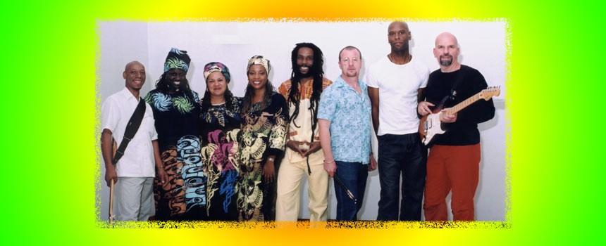 Reggae Band: 2909