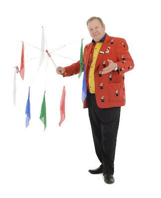 Childrens Entertainer, Magician #2074 Image