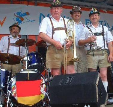 Oompah Band #801 For Hire Image