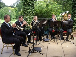 Brass Band, Brass Ensemble #2587 Image