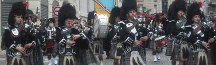 Hire a Scottish Highland Piper UK